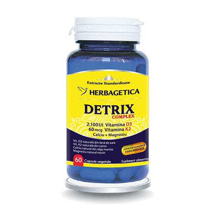 Detrix Complex 60cps, Herbagetica
