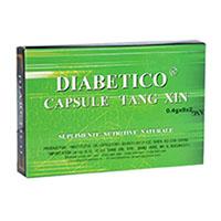 Diabetico 18 cps, Cici Tang