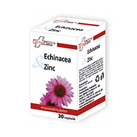 Echinacea & Zinc 30 cps, Farmaclass