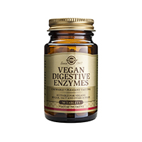 Vegan Digestive Enzymes 50 tbl, Solgar