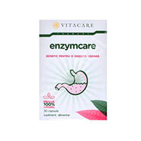 Enzymcare 30 cps, Vitacare