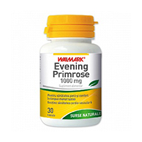 Evening Primrose 1000 mg 30 gelule