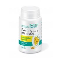 Evening Primrose+Vitamina E 30 cps, Rotta Natura