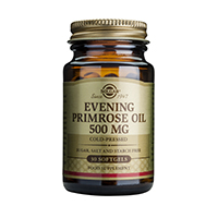 Evening Primrose Oil 500 mg 30 cps, Solgar
