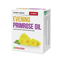 Evening Primrose Oil 30 cps, Parapharm