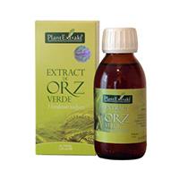 Extract de Orz Verde 120 ml, Plantextrakt