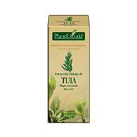 Extract din mladite de tuia 50ml