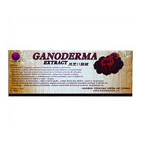Ganoderma extract 10 fiole, Naturalia Diet
