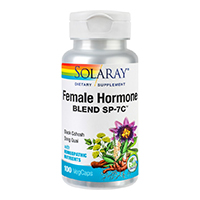 Female Hormone Blend 100 cps, Solaray