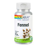 Fennel (Fenicul) 100 cps, Solaray