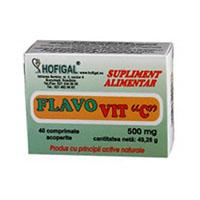 """Flavovit """"C"""" 40 cpr, Hofigal"""
