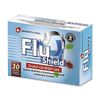 Flushield 30 cps, Sprint Pharma