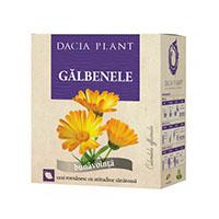 Ceai de Galbenele 50g, Dacia Plant