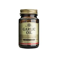 Ulei de usturoi (Garlic Oil) 100 cps, Solgar
