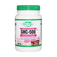 GHC-500 Glucozamina Clorhidrat 120 cps
