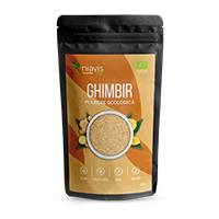 Ghimbir pulbere Bio 60 g, Niavis