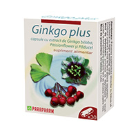 Ginkgo Plus 30 cps