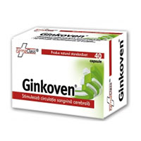 Ginkoven 40 cps, Farmaclass