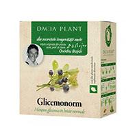 Ceai Glicemonorm 50g, Dacia Plant
