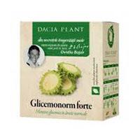 Ceai Glicemonorm Forte 50g, Dacia Plant