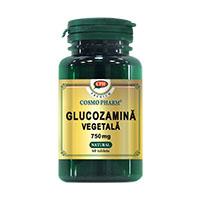 Glucozamina Vegetala 750mg 60 tbl, Cosmo Pharm