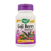 Goji Berry SE 60 cps, Nature's Way