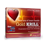 Gold Krill 30 cps, Olimp Labs