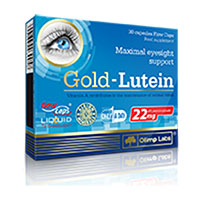 Gold-Lutein 30 cps, Olimp Labs