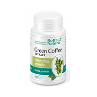 Green Coffee Extract 60 cps, Rotta Natura