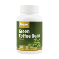 Green Coffee Bean 400mg 60 cps, Jarrow Formulas
