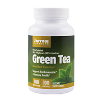 Green Tea 500mg 100 cps, Jarrow Formulas