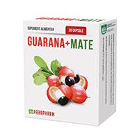 Guarana+Mate 30 cps, Parapharm