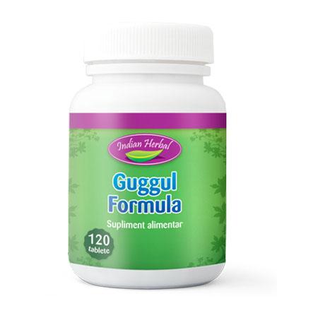 Guggul Formula 120 tb, Indian Herbal