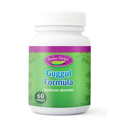 Guggul Formula 60 tb, Indian Herbal