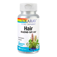 Hair Blend 100 cps, Solaray