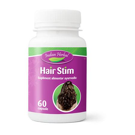 Hair Stim 60 cps, Indian Herbal