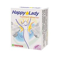 Happy Lady 30 cps, Parapharm