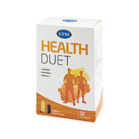 Health Duet (32cps+32tbl), Lysi