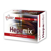 Hepamix 50 cps, Farmaclass