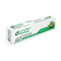 Herbal - Pasta de dinti spumanta cu argila si Aloe Vera 50 ml, Vivanatura