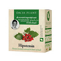 Ceai Hipotensin 50g, Dacia Plant