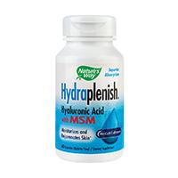Hydraplenish Plus MSM 60 cps, Nature's Way