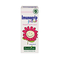 Imunogrip junior 50ml, Plantextrakt