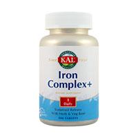 Iron Complex+ 30 tb, KAL