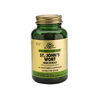 SFP ST. John's Wort Herb Extract 60 cps, Solgar