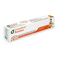 Junior - pasta de dinti pentru copii cu argila si portocale 80 ml, Vivanatura
