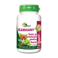Kamaiany 100 tb, Ayurmed