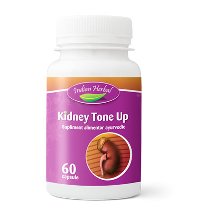 Kidney Tone Up 60 cps, Indian Herbal