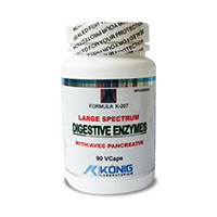 Digestive Enzymes 90 cps