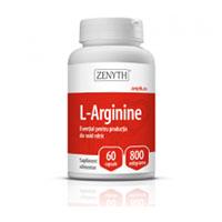 L-Arginine 800mg 60 cps